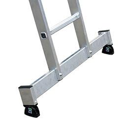 Nivello® stabilisatiebalk voor aluminium enkele ladder
