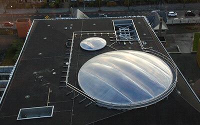 Koepelbordes Rijksuniversiteit Groningen