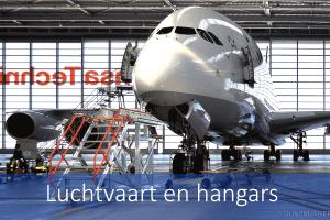 Luchtvaart en hangars