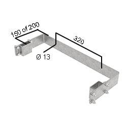 Wandanker 150-200
