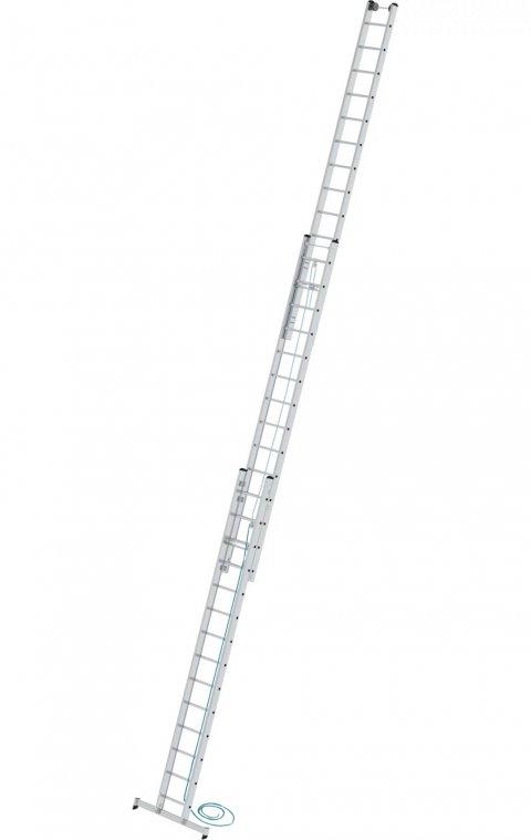 Driedelige optrekladder, Nivello stabilisatiebalk, 3x14, 22414