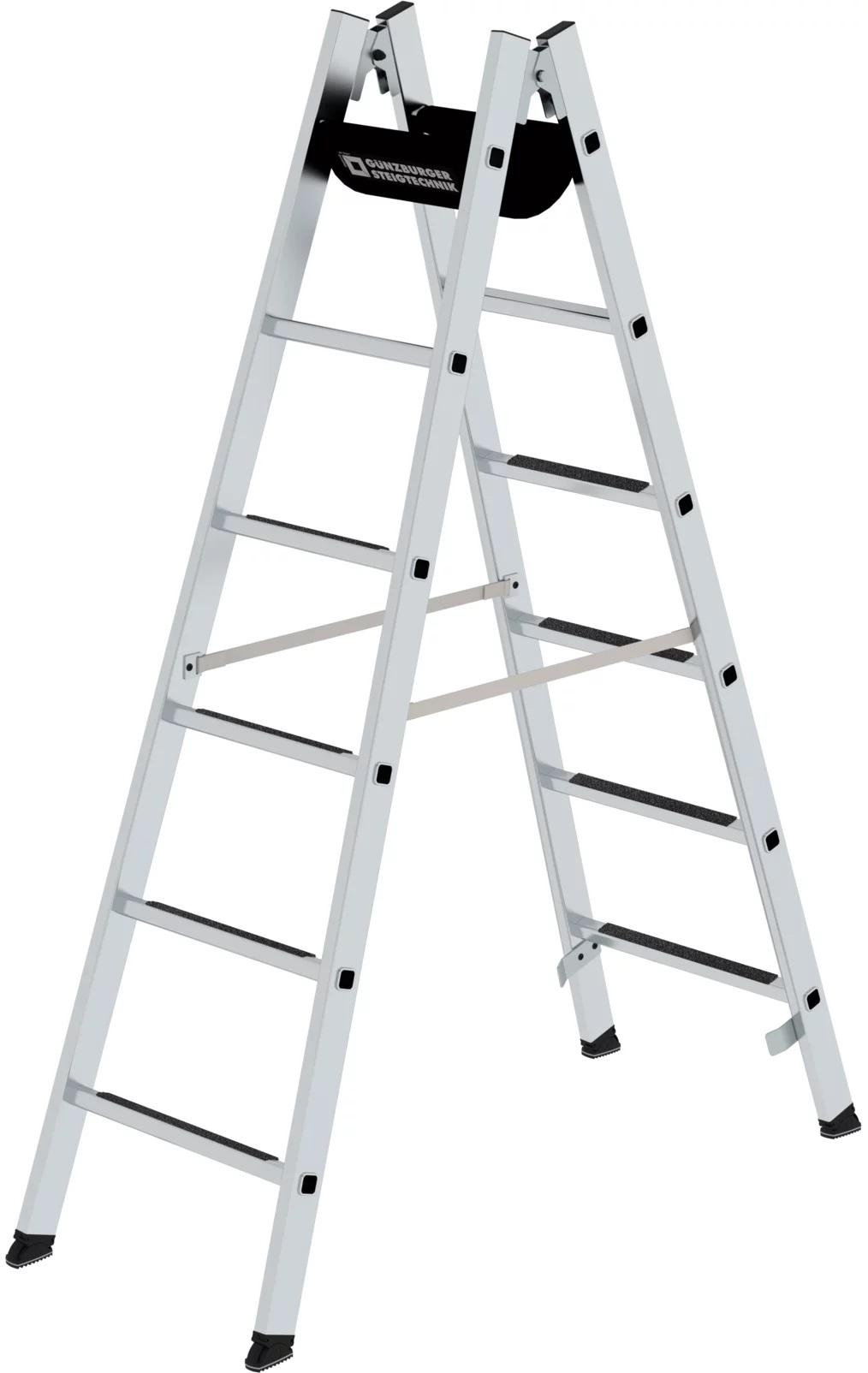 Dubbele ladder, R13, 2x6, 31012