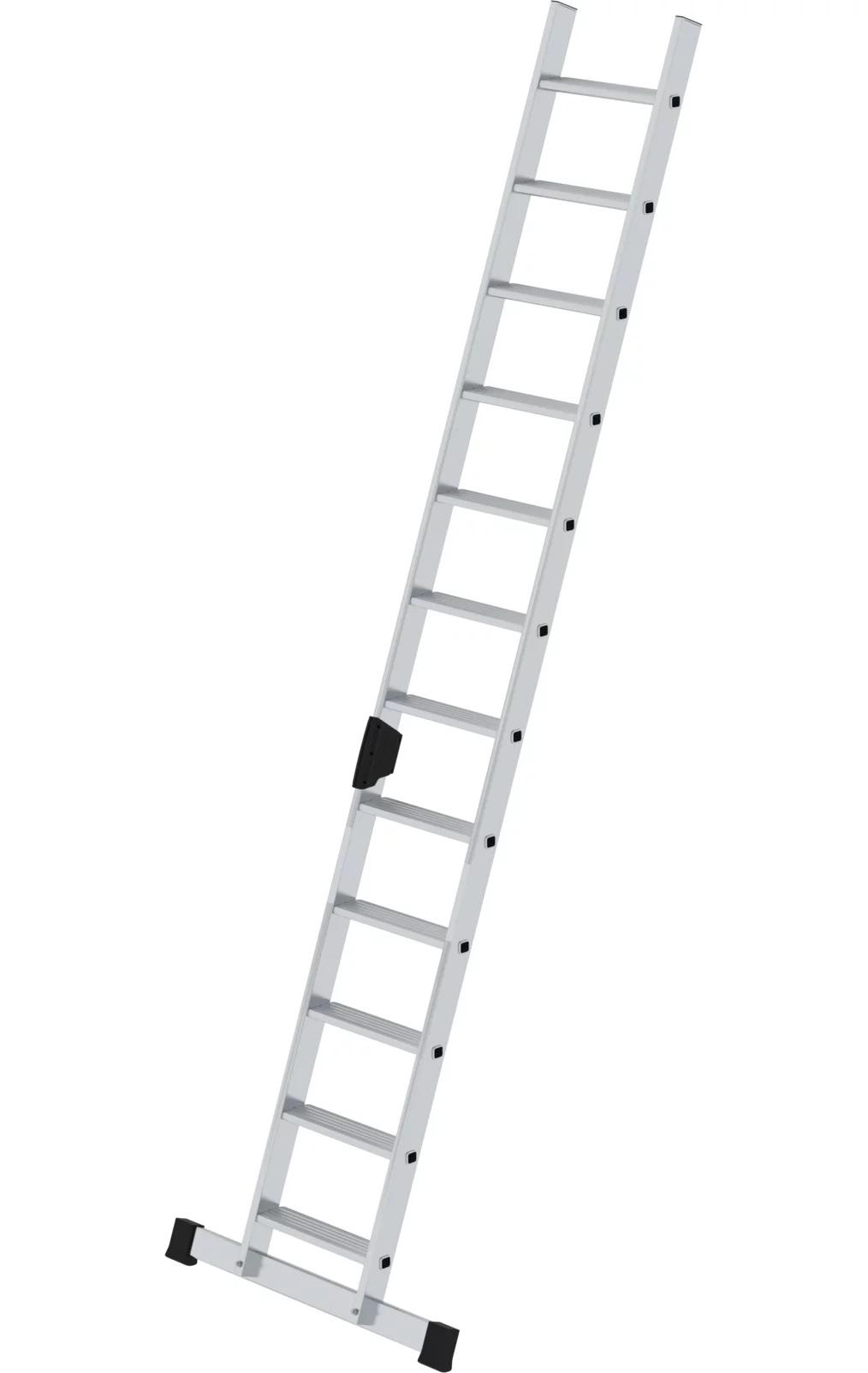 Enkele trap met stabilisatiebalk, 1x12, 40612