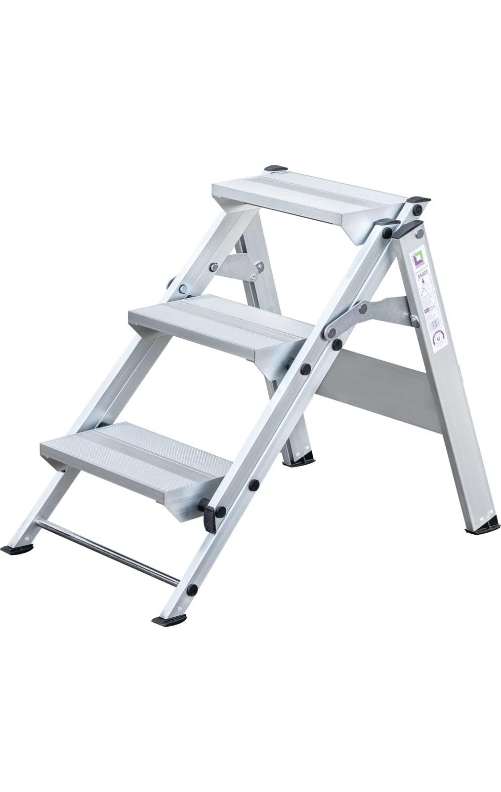 Aluminium klaptrap