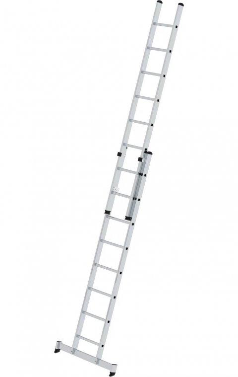 Tweedelige opsteekladder, Nivello stabilisatiebalk, 2x8, 20408