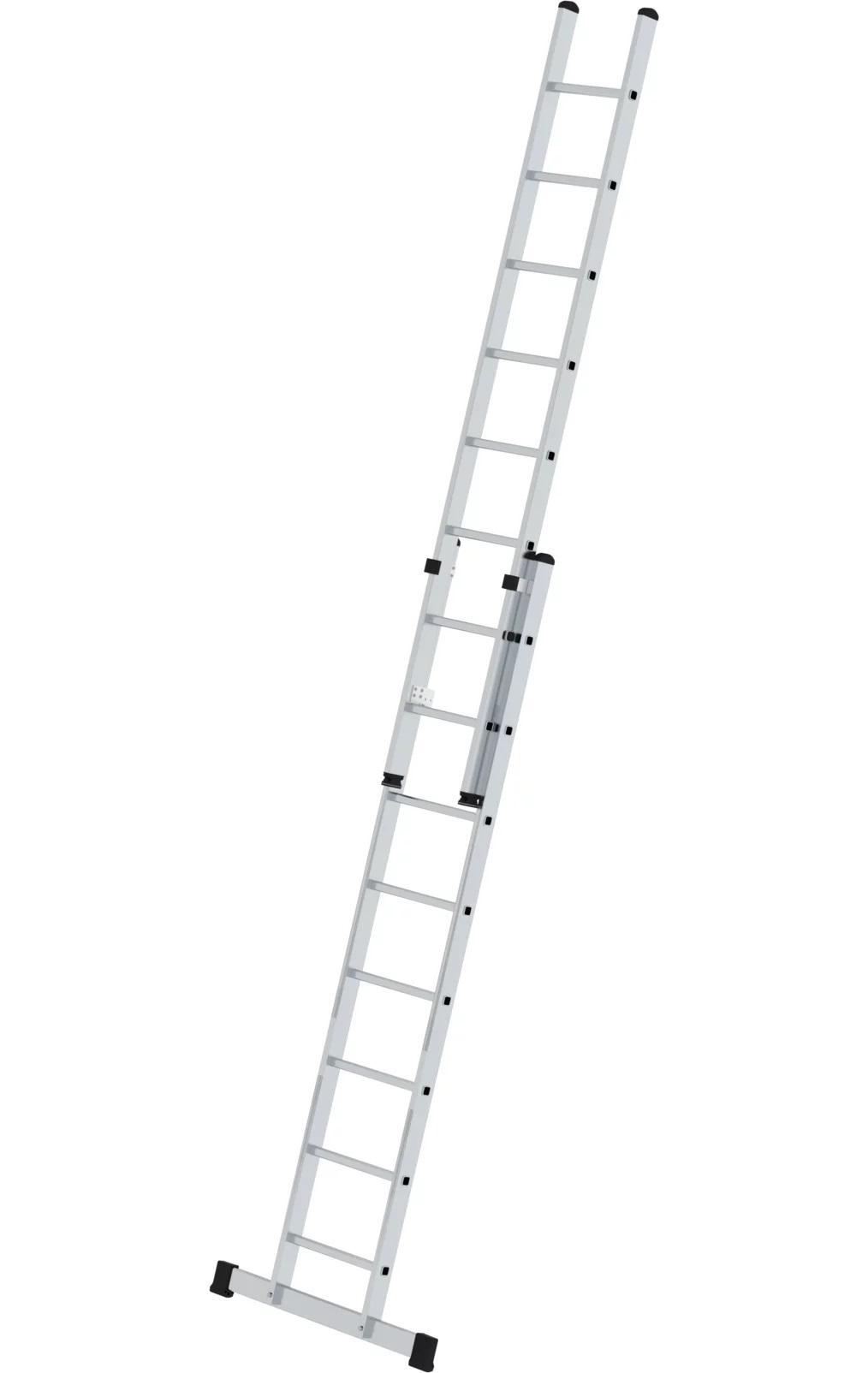 Tweedelige opsteekladder, Standaard stabilisatiebalk, 2x8, 20808