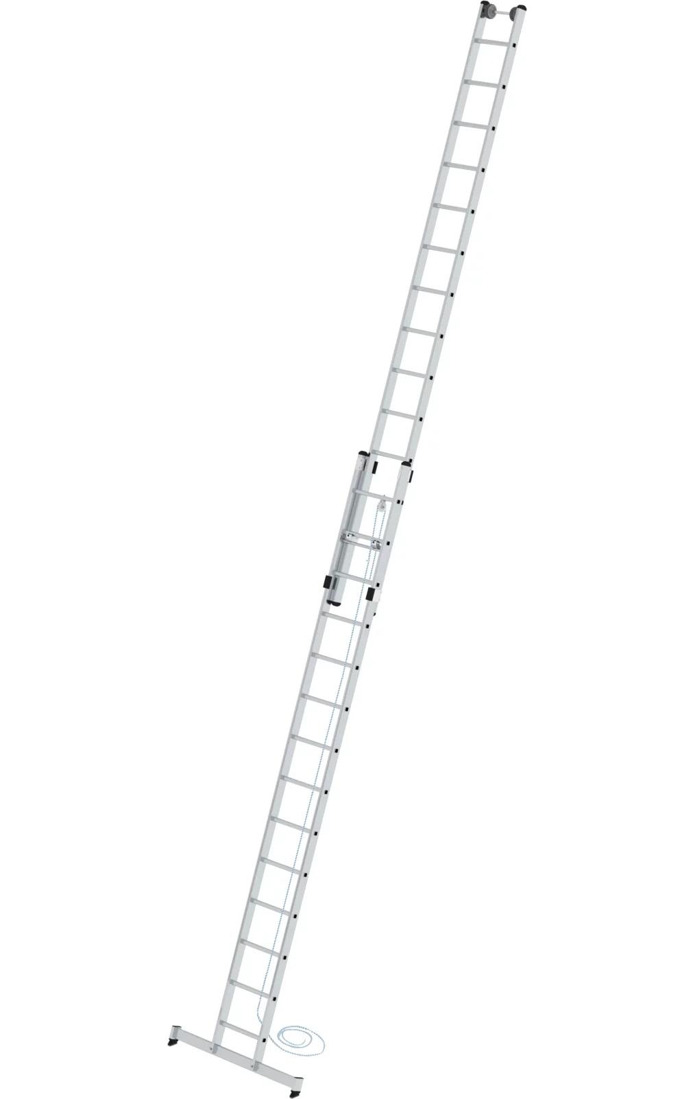 Tweedelige optrekladder, Nivello stabilisatiebalk, 2x14, 21314