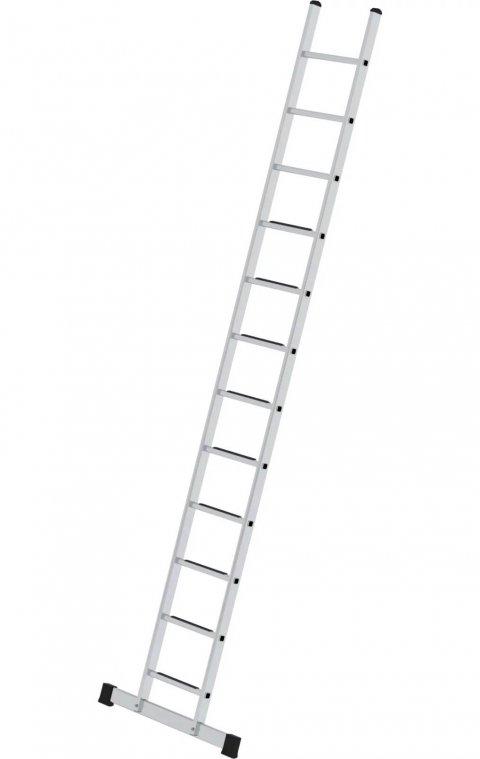 Enkele ladder, met stabilisatiebalk, R13, 1x12, 10812