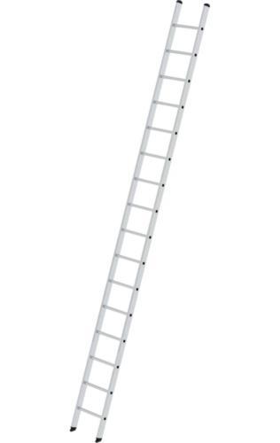 Aluminium enkele ladder, 1x16, 10016