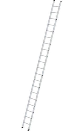 Aluminium enkele ladder, 1x20, 10020