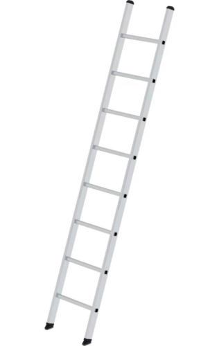 Aluminium enkele ladder, 1x8, 10008