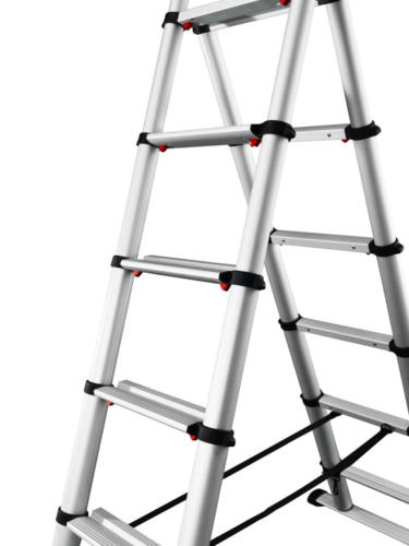 Telesteps, Combi A-stand detail