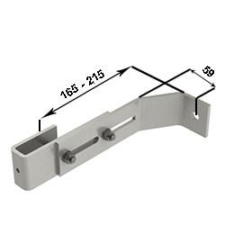 Wandanker verstelbaar 165 - 215 mm