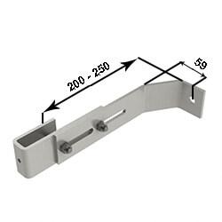 Wandanker verstelbaar 200 - 250 mm